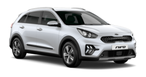 KIA NIRO ESTATE at Fine Cars(Lee On Solent) Ltd Gosport